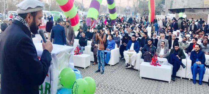 اسلام آباد،نائب امیر جماعت اسلامی پاکستان میاں محمد اسلم اقبال ٹاؤن میں عوامی اجتماع سے خطاب کررہے ہیں