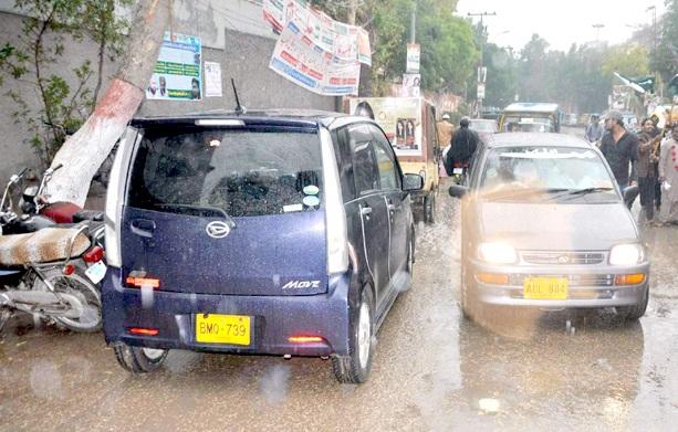 حیدر آباد: ممتاز فاؤنڈیشن کے تحت افواج پاکستان کی حمایت میں پریس کلب پر مظاہرہ کیا جارہا ہے