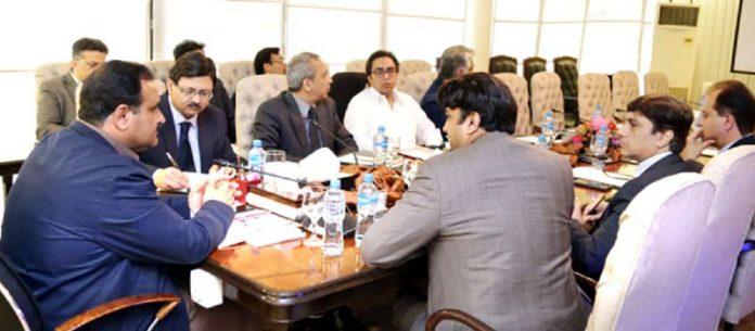 لاہور: وزیراعلیٰ پنجاب عثمان بزدار کی زیر صدارت سیاحتی مقامات کی ترقی کے حوالے سے اجلاس ہورہا ہے