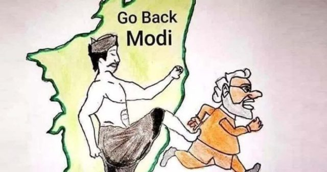 GoBackModi-becomes-top-Twitter-trend-in-India