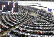 برسلز: رکن ممالک میں تبدیلی وقت سے متعلق یورپی پارلیمان میں رائے شماری ہورہی ہے