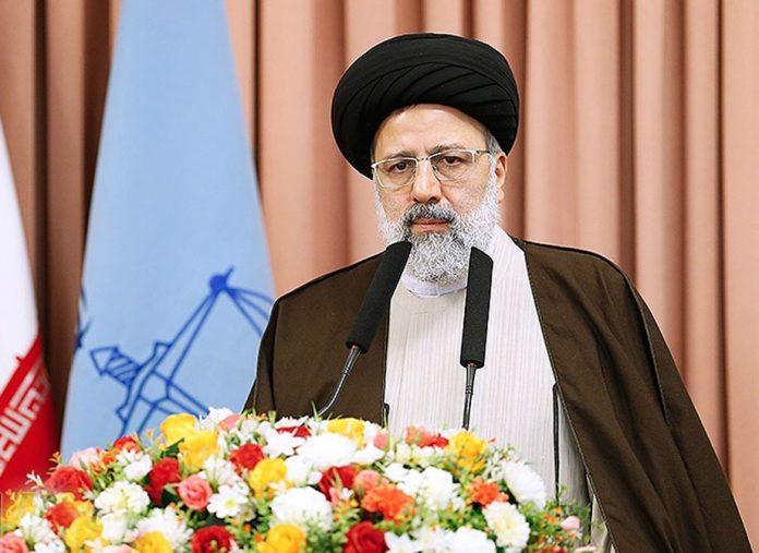 تہران: ہفتے بھر میں دوسرا سرکاری منصب پانے والے عدالتی سربراہ ابراہیم رئیسی کی فائل فوٹو