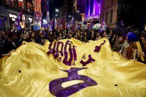 women Day Istanbul