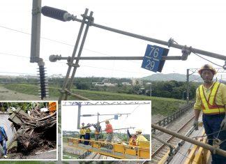 تائیوان: زلزلے سے درخت اور کھمبے گر گئے ہیں' امدادی کارروائیاں کی جارہی ہیں