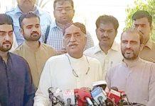 کراچی: پیپلزپارٹی کے مرکزی رہنما خورشید شاہ سندھ اسمبلی آمد پر میڈیا سے گفتگو کررہے ہیں