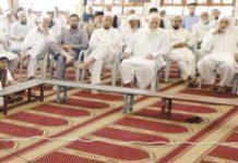 لاہور: جماعت اسلامی کے جنرل سیکرٹری امیر العظیم منصورہ میں دورہ تفسیر القرآن کی تقریب سے خطاب کررہے ہیں
