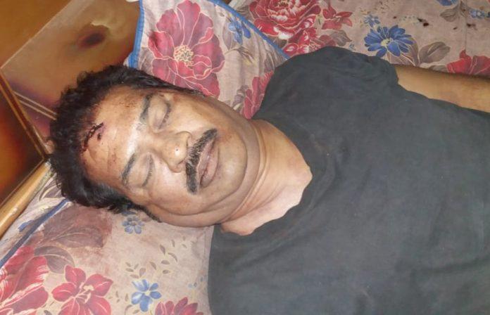 حیدرآباد: سینئر صحافی الیاس وارثی کی نعش فلیٹ میں رکھی ہوئی ہے