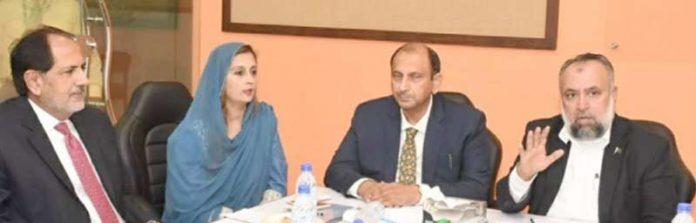 پاکستان ،ترکی بزنس کونسل کا اجلاس چیئرمین ایم فاروق افضل کی صدارت میں ہورہا ہے،مسلم محمدی،نازلی عابد بھی موجود ہیں
