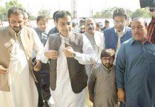 لاہور: پنجاب اسمبلی میں قائد حزب اختلاف حمزہ شہباز پنجاب اسمبی کے اجلاس میں شرکت کے لیے آرہے ہیں