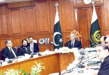 اسلام آباد: چیف جسٹس آصف سعید کھوسہ قومی عدالتی پالیسی ساز کمیٹی کے اجلاس کی صدارت کررہے ہیں