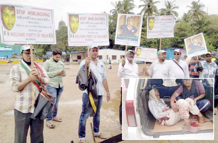 بھارت: ہندوانتہاپسندوں کے بڑھتے ہوئے حملوں کے خلاف احتجاج ہورہا ہے' مسلمان بزرگ کو اسپتال منتقل کیا جارہا ہے