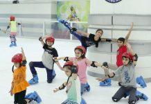اسلام آباد: اولمپک ڈے کے سلسلے میں ننھے ایتھلیٹس پر فارم کرتے ہوئے