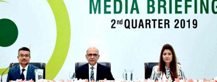 بورڈ آف ڈائریکٹرز کے اجلاس میں ششماہی مالیاتی نتائج کا اعلان کیا جا رہا ہے