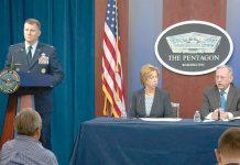 واشنگٹن: پینٹاگون کے اعلیٰ عہدے دار ترکی کو ایف 35 پروگرام سے باہر کرنے کا اعلان کررہے ہیں