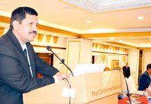 صدر راولپنڈی اسلام آباد ٹیکس بار ایسوسی ایشن سید توقیر بخاری ٹیکس سیمینار سے خطاب کررہے ہیں صدر راولپنڈی اسلام آباد ٹیکس بار ایسوسی ایشن سید توقیر بخاری ٹیکس سیمینار سے خطاب کررہے ہیں