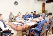 اسلام آباد: وزیراعظم عمران خان قانون سازی سے متعلق اجلا س کی صدارت کررہے ہیں
