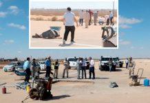 لیبیا: اقوام متحدہ کا مشن حالیہ جھڑپوں کے دوران گولہ باری کا نشانہ بننے والے زوارہ ائرپورٹ کا معاینہ کررہا ہے