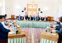 تہران: یمنی حوثیوں کا وفد یورپی سفیروں کے ساتھ مذاکرات کررہا ہے