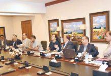 اسلام آباد: وزیراعظم عمران خان ہائرایجوکیشن سے متعلق اجلاس کی صدارت کررہے ہیں
