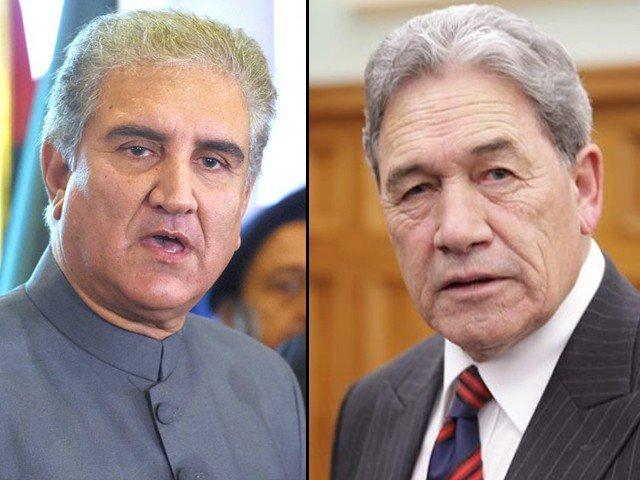 کشمیر کی بگڑتی صورتحال کا جائزہ لے رہے ہیں،نائب وزیراعظم نیوزی لینڈ
