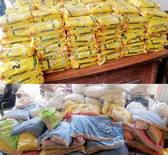 جیکب آباد : چھالیہ اور گٹکے کی بڑی مقدار پولیس نے برآمد کرلی