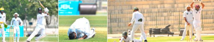 کراچی / ڈیرہ بگٹی: قائد اعظم ٹرافی کے دوسرے مرحلے کے چوتھے اورآخری روز کھیلے گئے میچز کی تصویری جھلکیاں