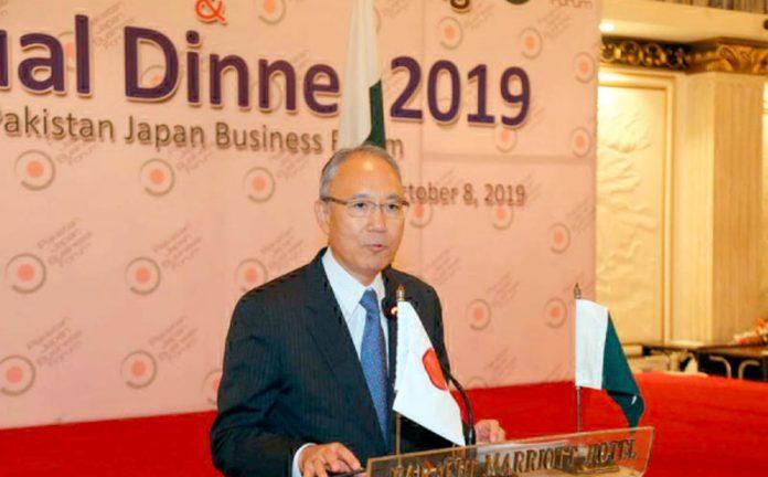 پاکستان کو ٹاپ 10 دوست ممالک کی فہرست میں شامل کرلیا،جاپانی سفیر