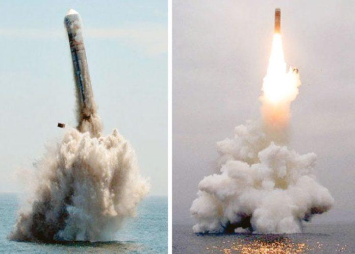 شمالی کوریا: حکومت نے میزائل تجربے کی تصدیق کرتے ہوئے تصاویر بھی جاری کی ہیں