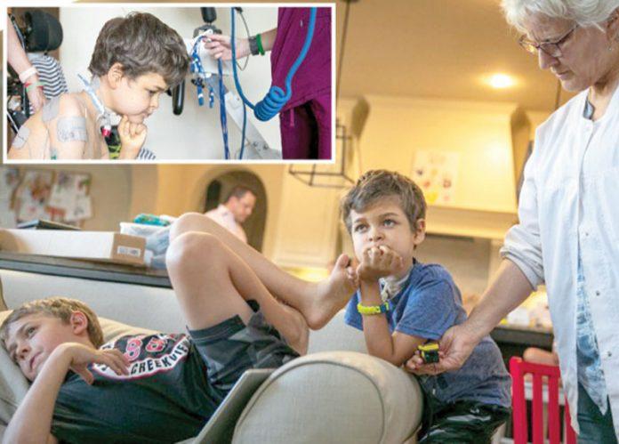 واشنگٹن: امریکا میں پولیو جیسی علامات ظاہر ہونے کے بعد بچوں کا معاینہ کیا جا رہا ہے