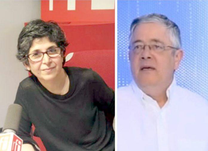 ایران میں گرفتار کیے گئے فرانسیسی اساتذہ کی فائل فوٹو