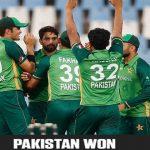 PAK_SA_ Pakistan won